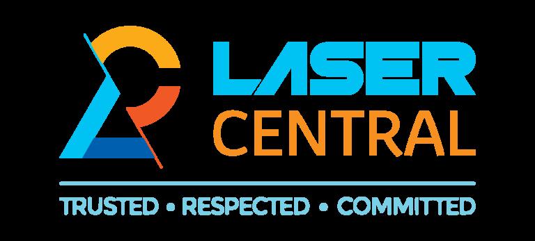 LaserCentral Logo